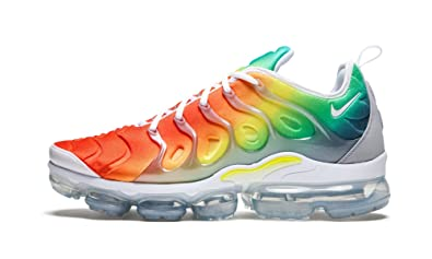 b41d142a336 Image Unavailable. Image not available for. Color  Nike Air Vapormax Plus ( White White-Neptune Green ...