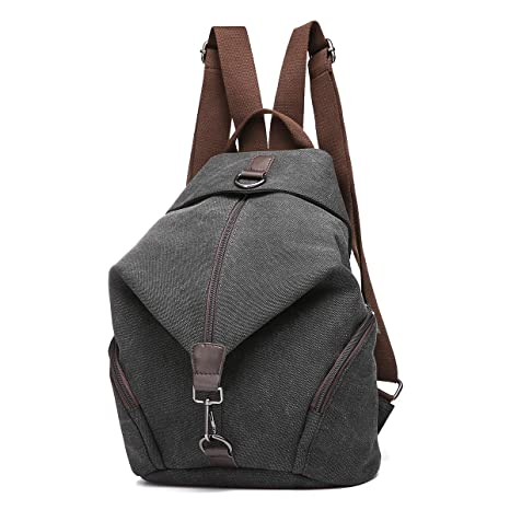 5d075ab407 Canvas Women Backpack