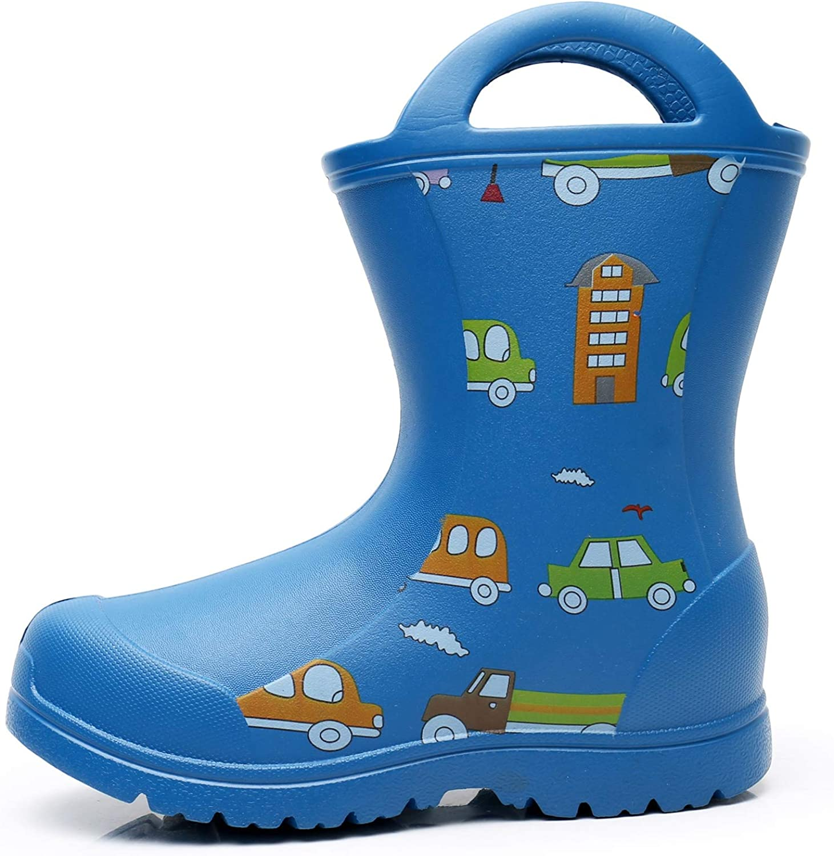Kids Waterproof EVA Rain Shoes