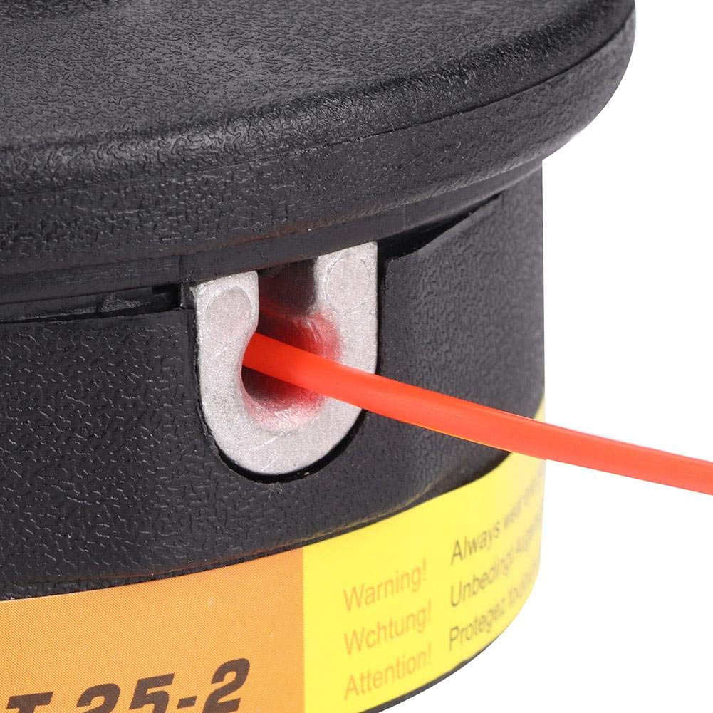 Cabezal recortador Strump Feed Strimmer con hilo M10 para Stihl Autocut 25-2 FS44 FS25-4 FS66 FS76