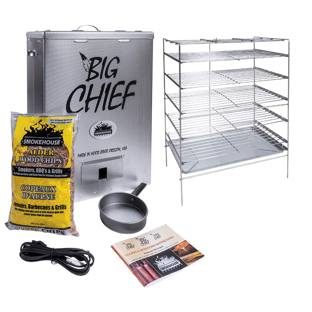 Smokehouse Products Big Chief Top Load Smoker by Smokehouse