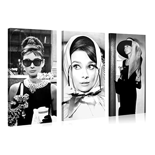 audrey hepburn poster. Black Bedroom Furniture Sets. Home Design Ideas