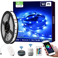 LE Luces de Tira LED WiFi, Tiras LED