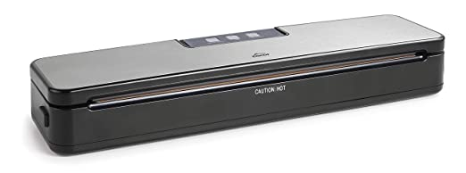Lacor 69354 69354-Máquina de vacío Slim doméstica, 80 W, Acero Inoxidable