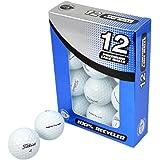 Second Chance Titleist NXT Tour Lake Golf Balls 12 Pack - 21 x 16 x 5 cm, Clam