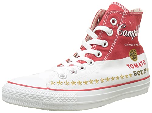 52aa0de792928d Converse Adult Warhol-Banana Chuck Taylor All Star Shoes