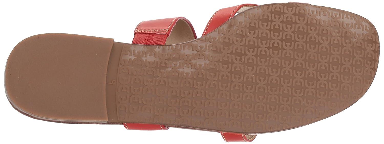 Sam Edelman Women's Bernice Slide Sandal B078HLX5MJ 10 B(M) US|Candy Red