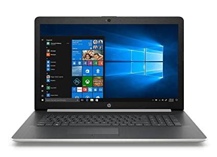 HP 17.3-inch HD+ Laptop PC, Intel Quad Core i5-8250U Processor,
