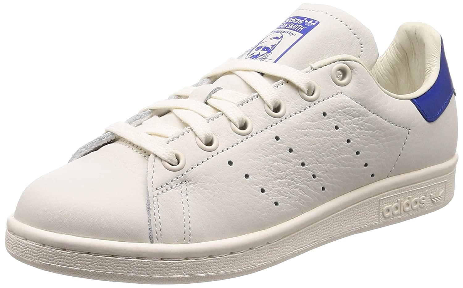 TALLA 46 EU. Zapatilla Adidas - Stan Smith Chalk White/Core Black Hombre