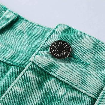 Faldas Vaqueras Botones Mujer Verde Elegante Vintage/QIjinlook ...