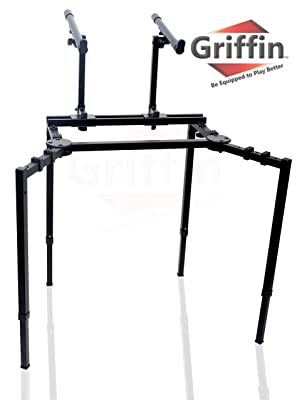 Griffin Double Piano Stand