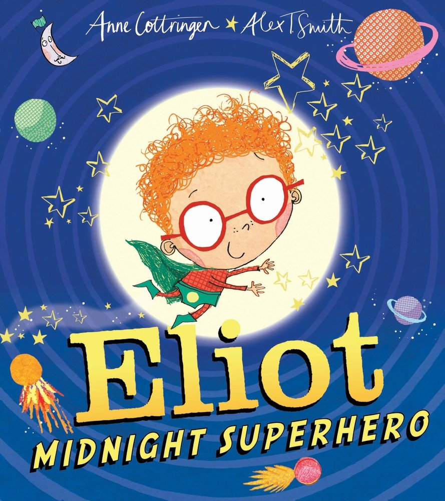 Image result for eliot the midnight superhero