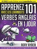 Apprenez 101 verbes Anglais en 1 jour avec les LearnBots®