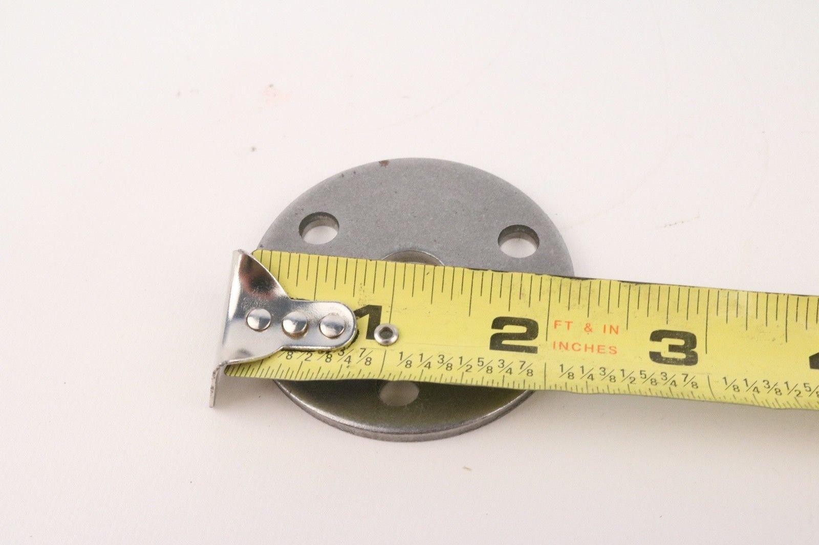 Steering Wheel Mount 3 Hole Weldment Shaft Bracket Go Kart by Unknown (Image #3)