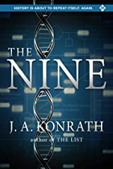 THE NINE (The Konrath Dark Thriller Collective Book 10) Kindle Edition