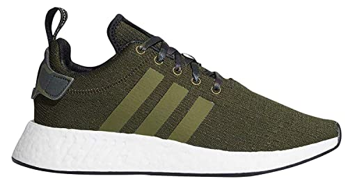 outlet store 5c901 6651b adidas NMD R2 Mens Mens B22630 Black Size: 12.5 UK: Amazon ...