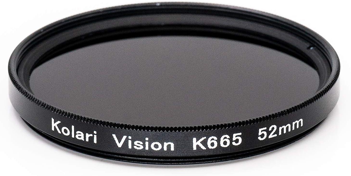Kolari Vision Infrared Lens Filter 62mm, K590