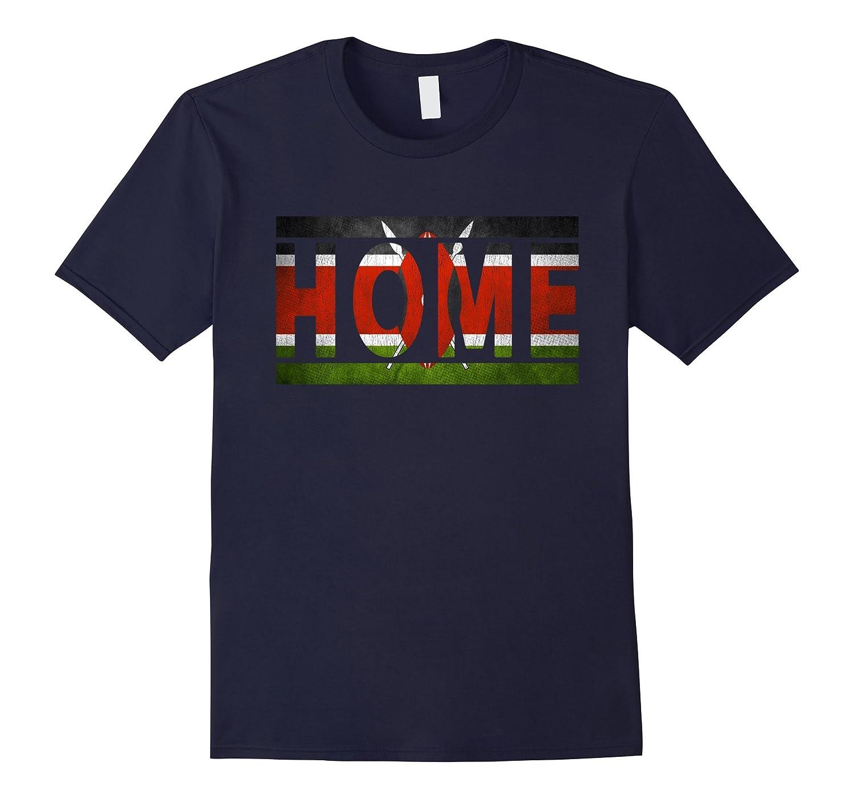 Kenya Home Retro Flag Vintage Design- TPT