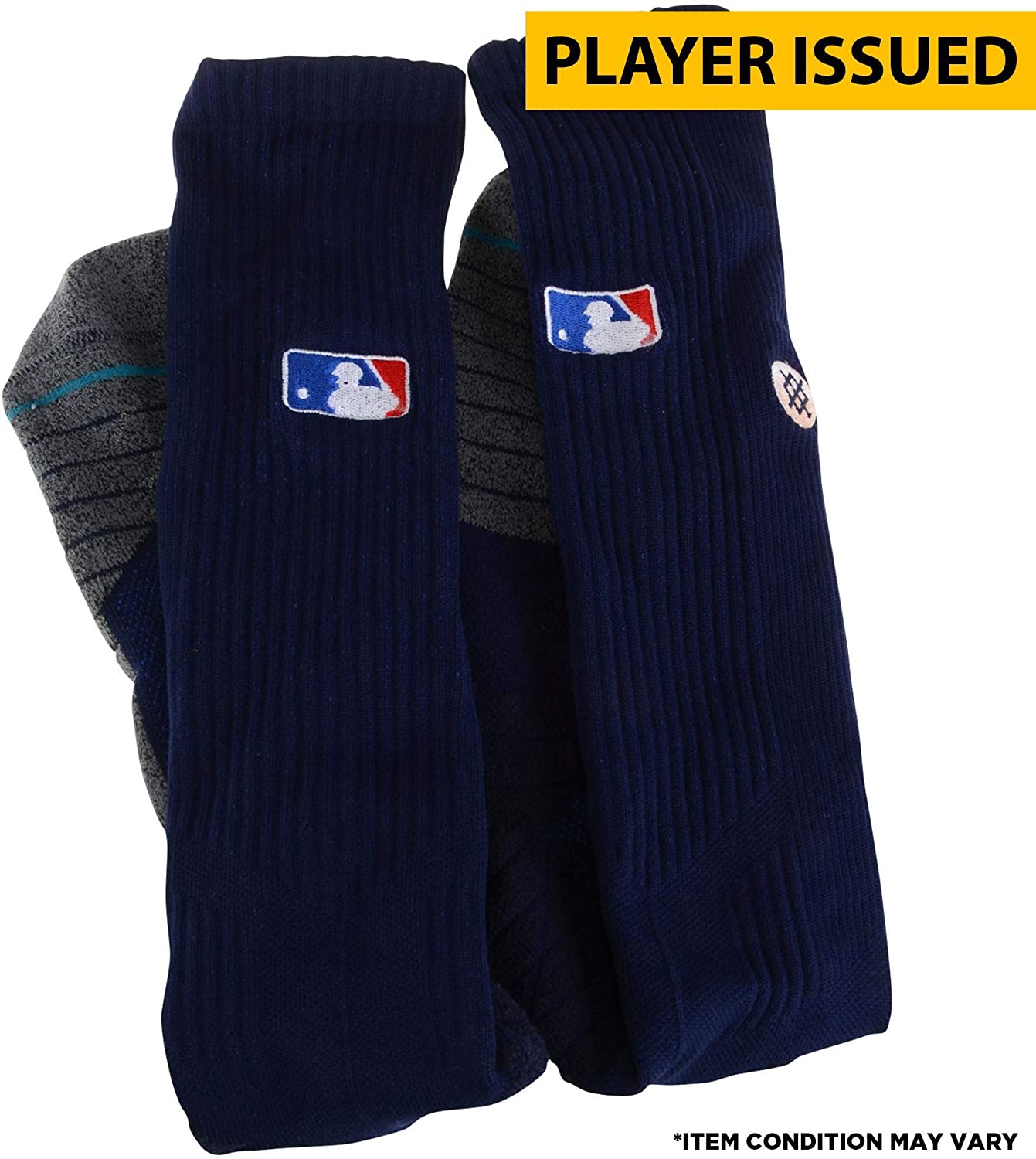 Carlos Correa Houston Astros Player-Issued Navy Socks - Size XL - Fanatics  Authentic Certified - Other Game Used MLB Items at Amazon s Sports  Collectibles ... 246e0052e