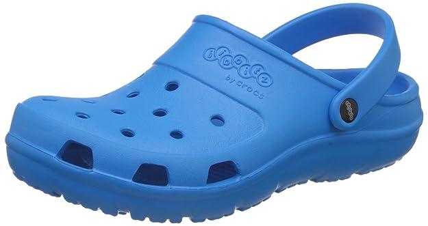 crocs Jungen Schnürhalbschuhe Blau Blau: Crocs: Amazon.de: Schuhe &  Handtaschen