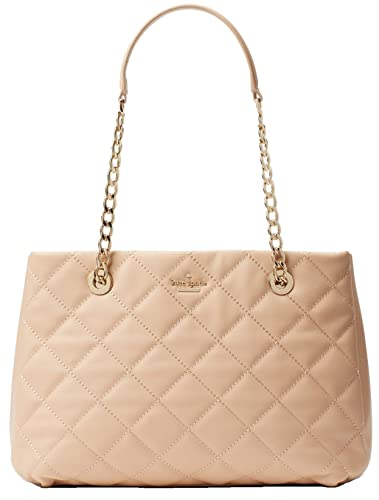 9b48dc56d Amazon.com: Kate Spade New York Emerson Place Allis Quilted Leather Bag ,  Cashew: Shoes
