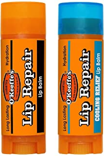 Lip Balm Lip Repair Cooling Relief by O'Keeffe's #16
