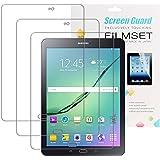 3x film de protection pour écran Samsung Galaxy Tab S2 9.7 ultra-claire (Samsung Galaxy Tab S2 9.7)