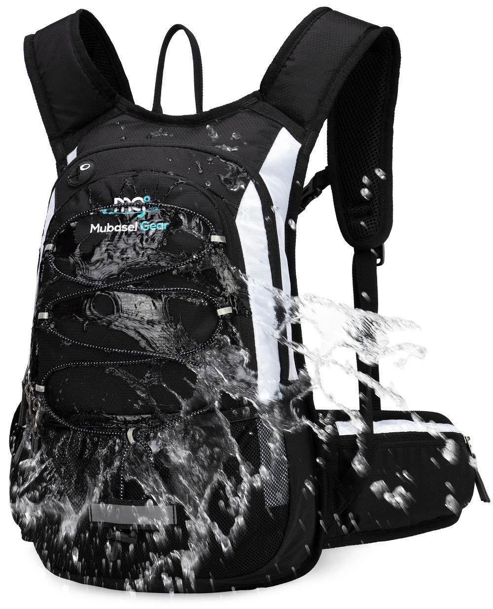 Mubasel Gear 2L BPA Free Hydration Backpack