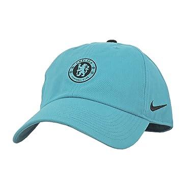 57a4e577b Nike Unisex's CFC H86 Core Cap, Omega Blue/Anthracite, One Size ...