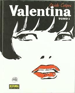 VALENTINA 1 (CÓMIC EUROPEO)