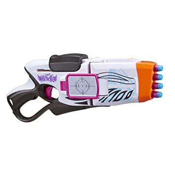Nerf Rebelle Pistola de Juguete - Armas de Juguete (Pistola de Juguete, 8 año