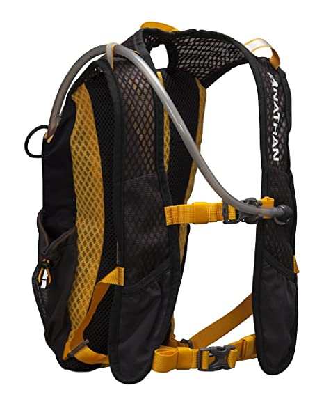 cbb823e0b6 Nathan Firestorm Race Vest Hydration Pack, 2-Liter, One Size, Nathan Grey,  Hydration Packs - Amazon Canada