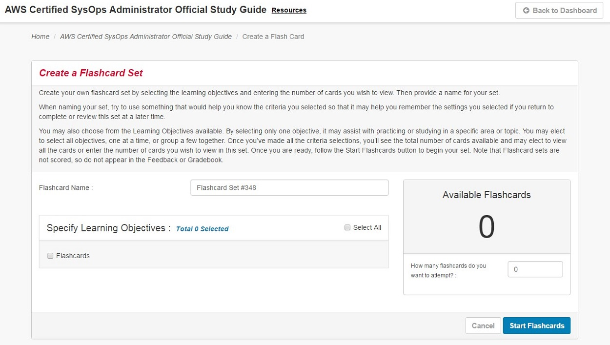 Amazon Aws Certified Sysops Administrator Official Study Guide
