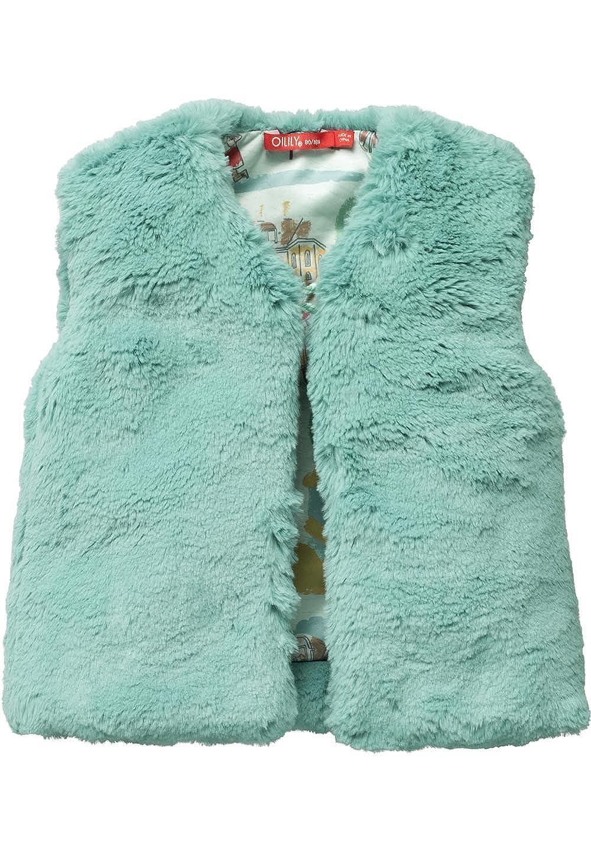 Oilily Weste Caddy Grün für Mädchen YF17GCO001