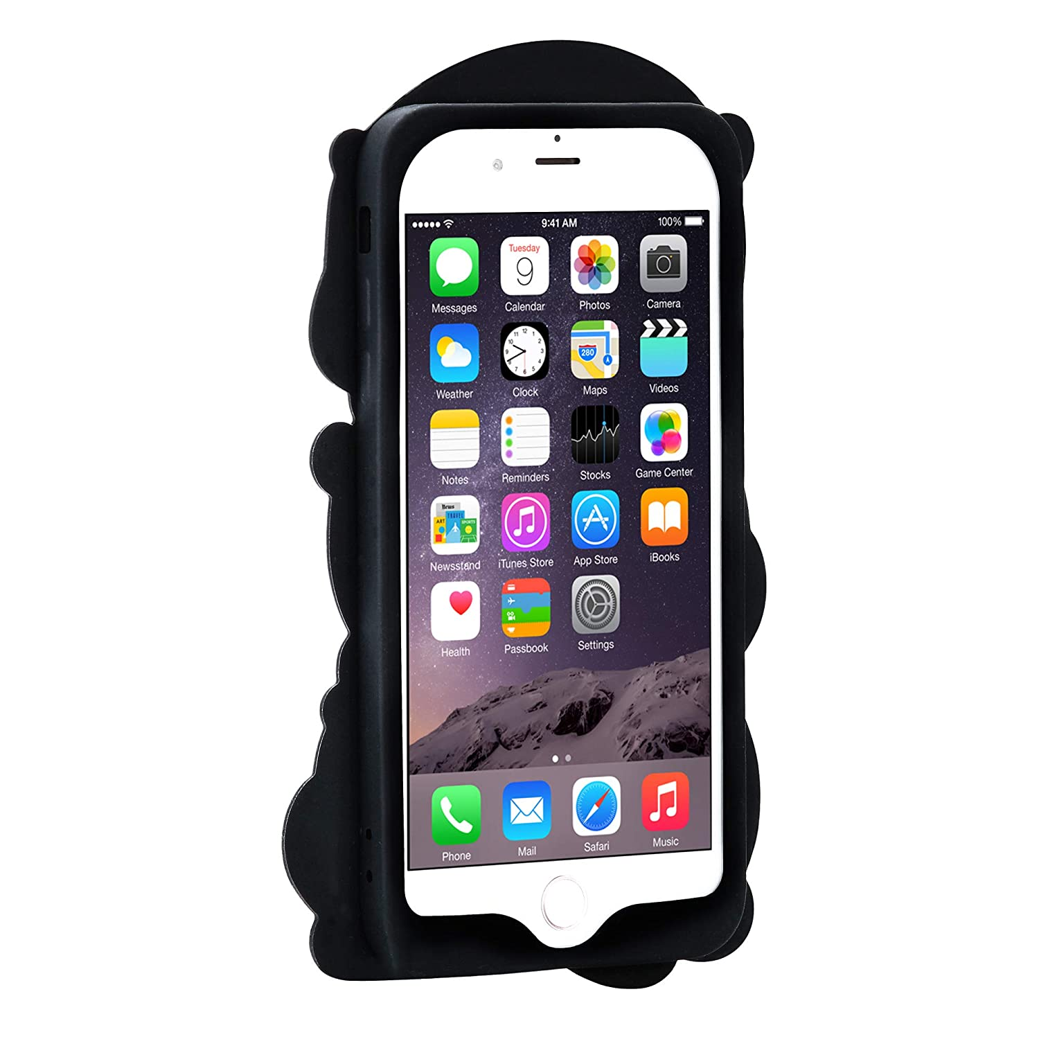 TopSZ Bears Case for iPhone Xs Max 5 8
