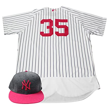 buy online cb500 48036 Michael Pineda New York Yankees Game Issued #35 Mother's Day ...