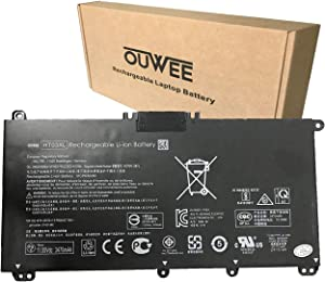 OUWEE HT03XL Laptop Battery Compatible with Hp Pavilion 14-CE 15-CS 15-DA 250 G7 255 G7 Serie HSTNN-UB7J L11421-542 HSTNN-IB8O HSTNN-LB8L HSTNN-IB80 HSTNN-DB8S HSTNN-DB8R HSTNN-LB8M HSTNN-IB8X 41.7Wh