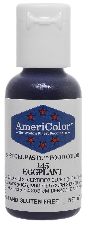 AmeriColor Eggplant .75oz Bottle Food Color