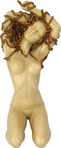 Design Toscano The Temptation of Medusa Sculpture
