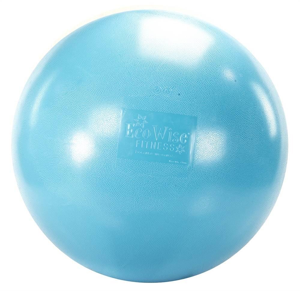 Fitness Ball in Ocean Blau