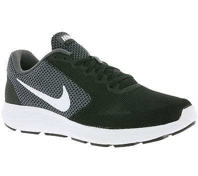 a9b0d61de Nike Women s Revolution 3 Running Shoes Black  Amazon.co.uk  Shoes   Bags