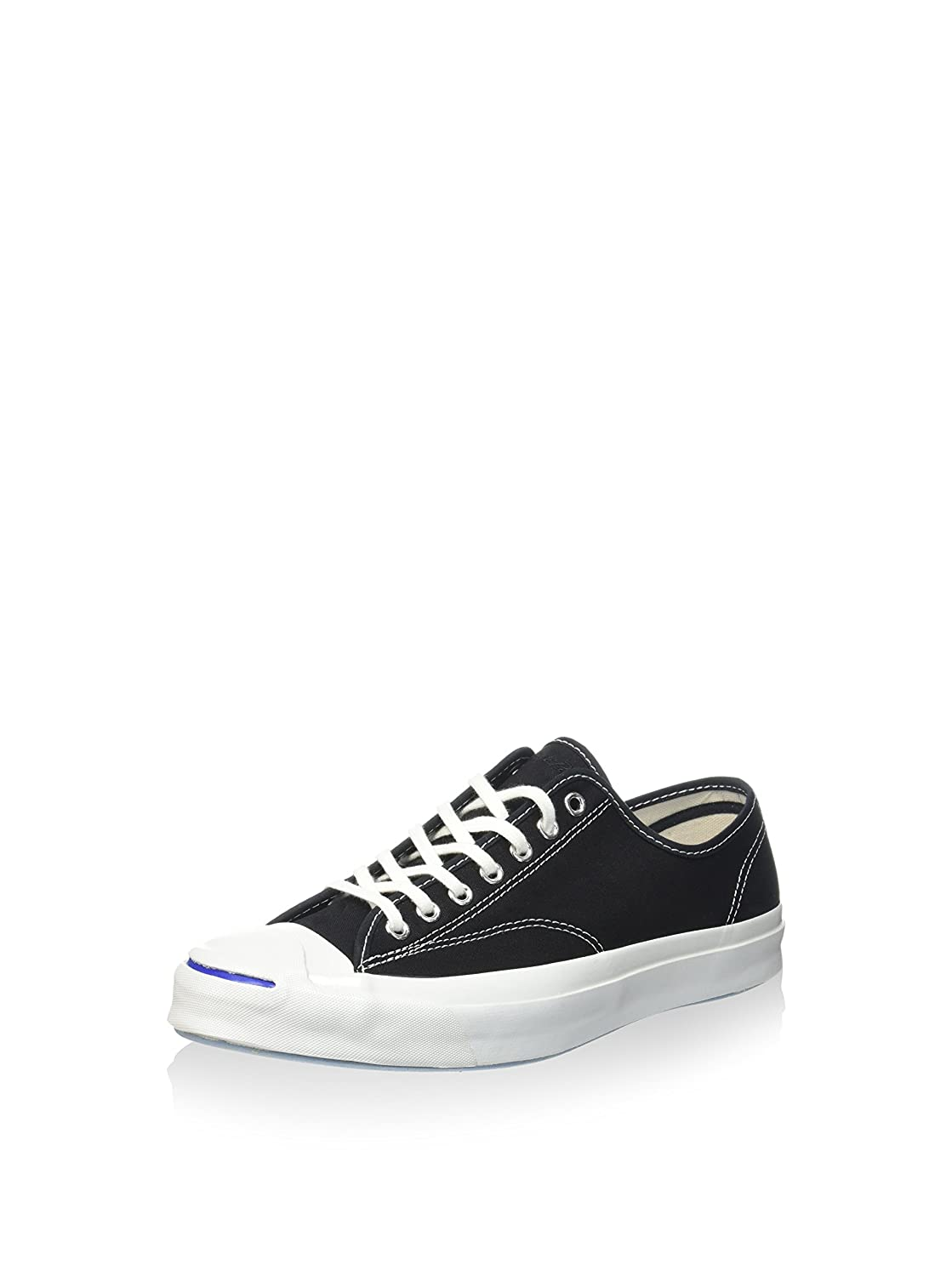 d7fcaab6845336 Converse Unisex Jack Purcell Signature Ox Fashion Sneakers Black Black 10.5  B(M) US Women   9 D(M) US Men  Buy Online at Low Prices in India - Amazon.in