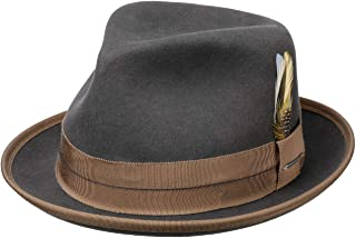 product image for Stetson Orleans Fedora VitaFelt Hat Men - Made in USA
