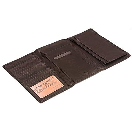 ec4da985cdf0 Paul&Taylor Large Travel Wallet Passport Compartment Expandable ...