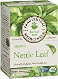 Traditional Medicinals Organic Nettle Leaf Tea, 16 Tea Bags