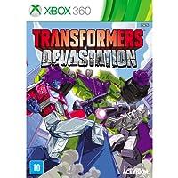 Activision AB000010XB2 Transformers Devastation - Xbox 360