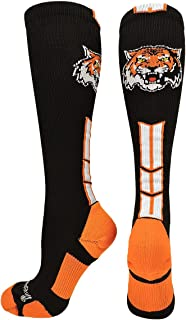 product image for MadSportsStuff Tigers Logo Over The Calf Socks