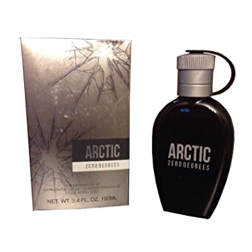 793749566d Amazon.com : ARCTIC ZERO DEGREES Mens Cologne, Our Version of HUGO ICED,  3.4 fl.oz. 100 ml for Men : Beauty