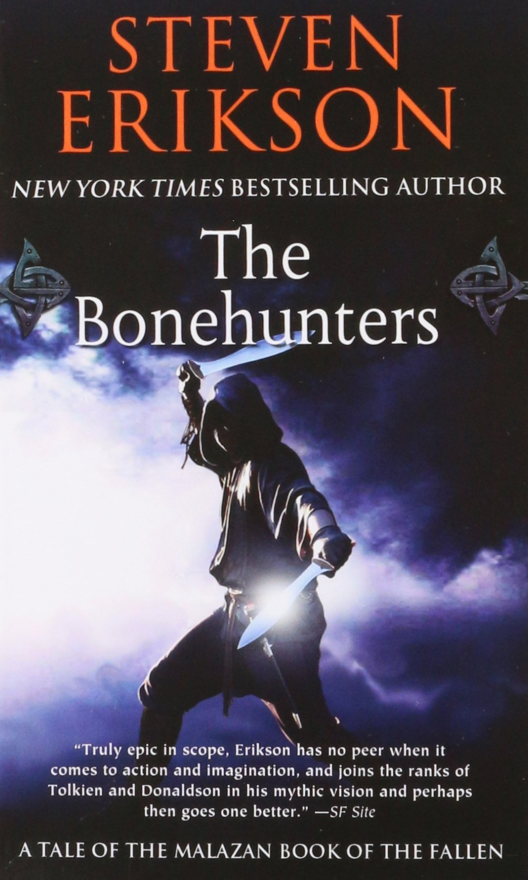 The Bonehunters: Book Six Of The Malazan Book Of The Fallen: Steven  Erikson: 9780765348838: Amazon: Books