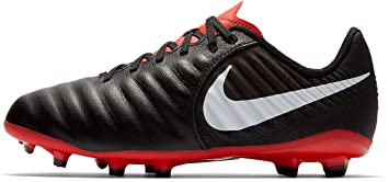 9c34c28aa04 Nike Jr. Tiempo Legend VII Academy Little Big Kids  Multi-Ground Soccer